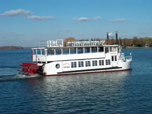 Public Cruise on Lake Minnetonka on the Lady of the Lake