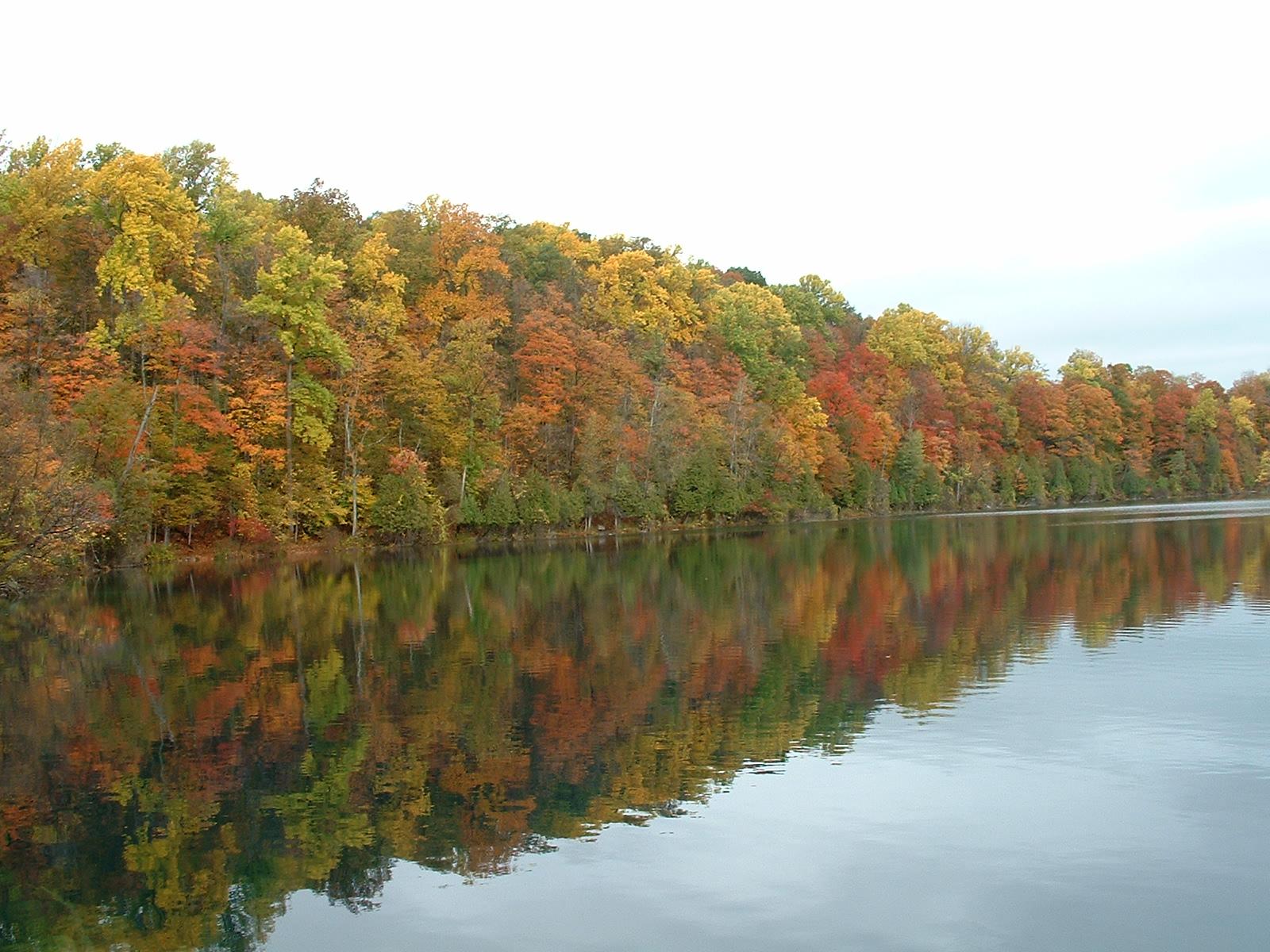 Changing Colors on Lake Minnetonka
