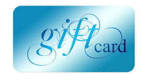 Lady of the Lake gift card